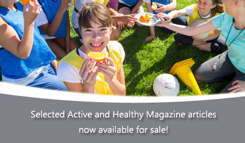Active and Healthy Magazine